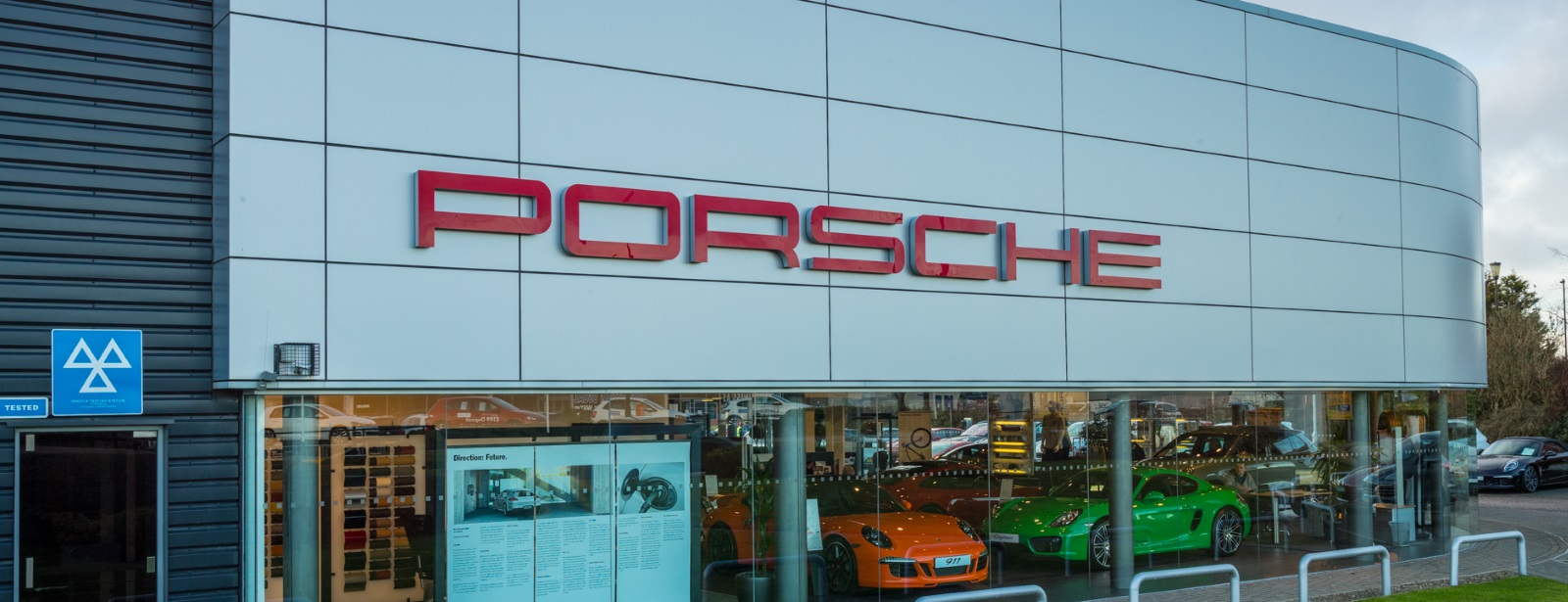 Porsche Centre Newcastle