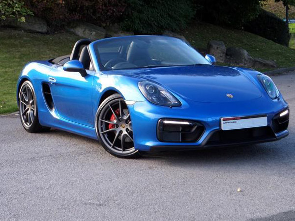 Boxster GTS (981)
