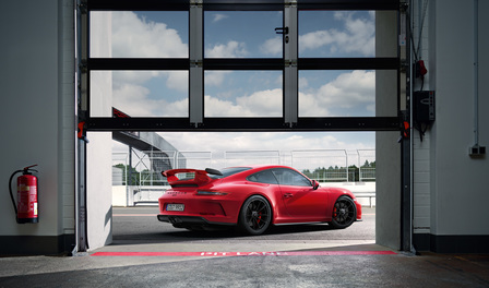 The new 911 GT3.